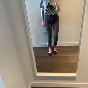 Adidas Grey Super Soft T-Shirt